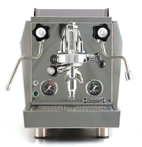 make coffee in an espresso machine